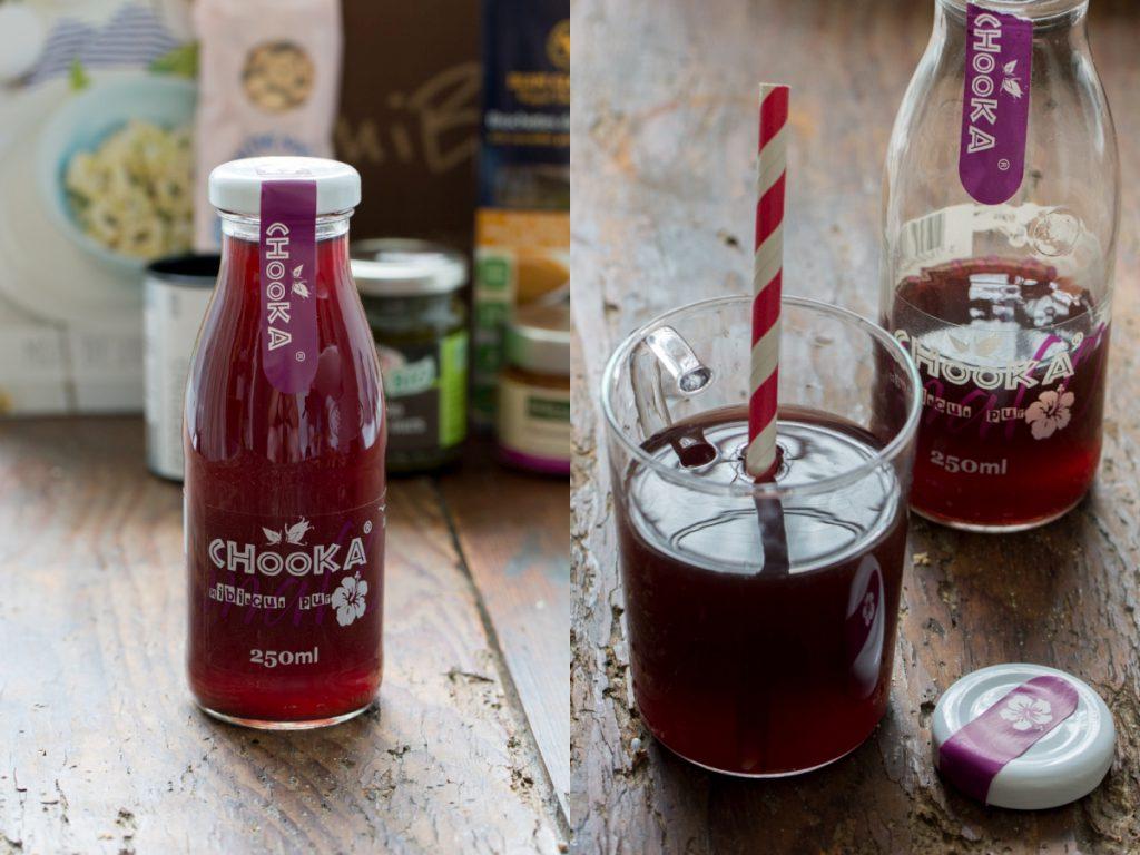 Gourmibox juin 2015 | Jus d'hibiscus pur | Chooka