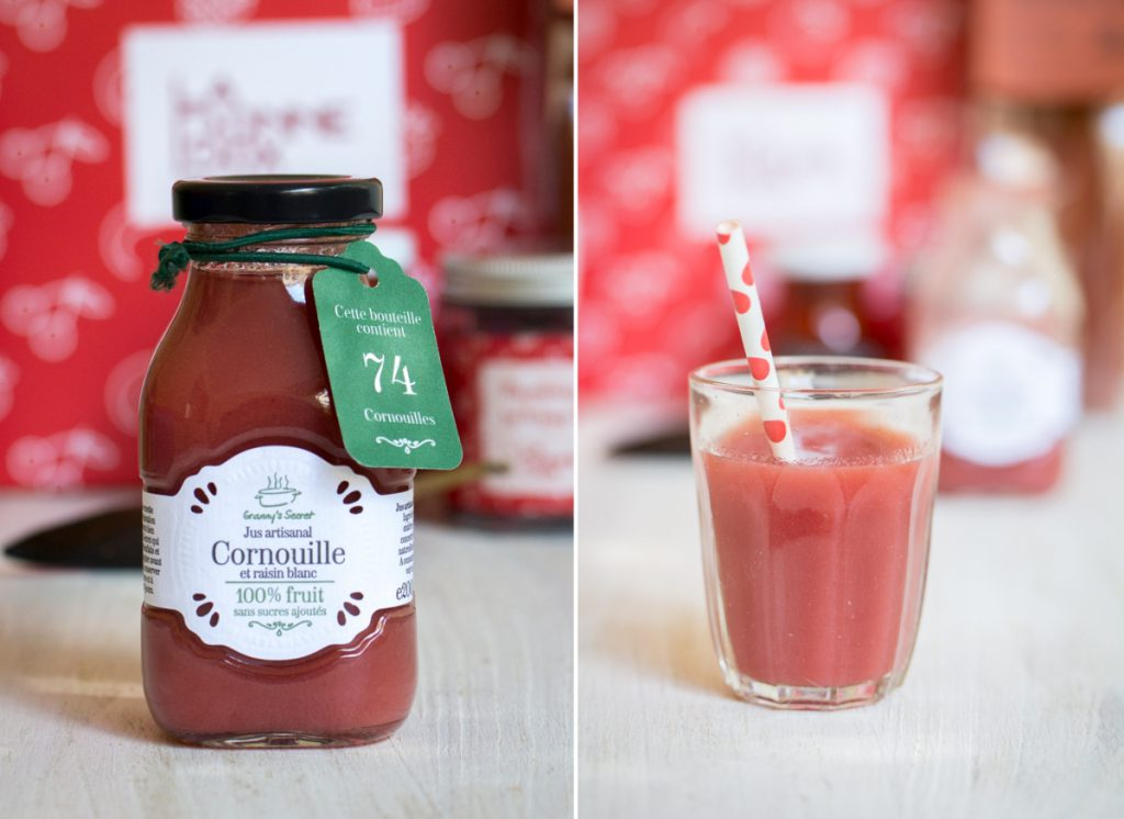 Jus naturel Cornouille | GRANNY'S SECRET