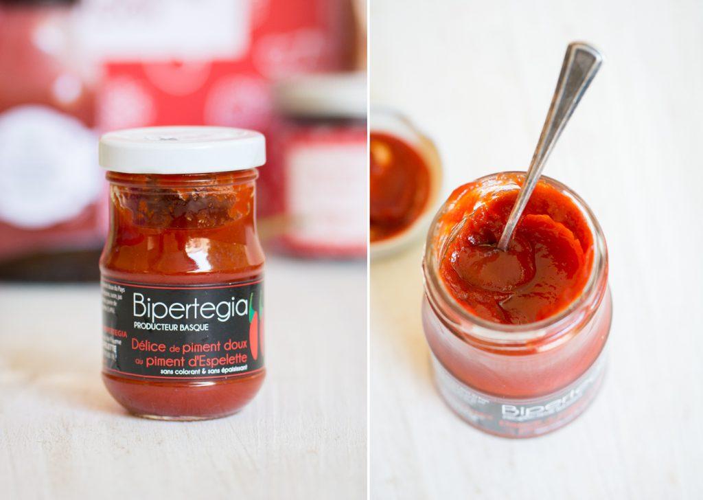 Purée de piment d'Espelette | BIPERTEGIA