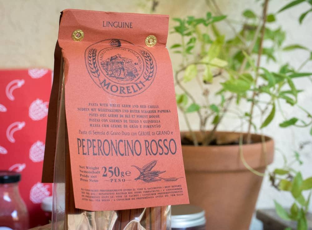Linguine Peperoncina Rosso | MORELLI