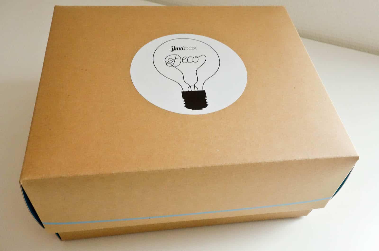 jlm box déco octobre 2015 - toutes les box