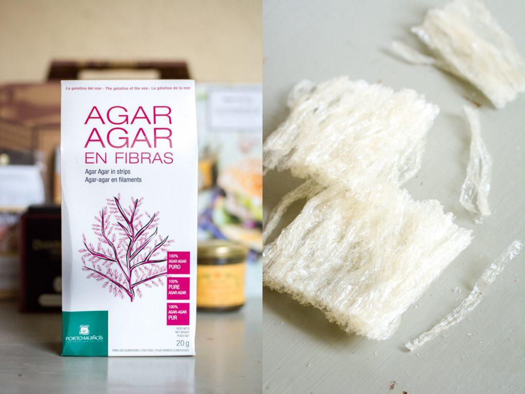 Agar-Agar en fibre | Porto-muiños