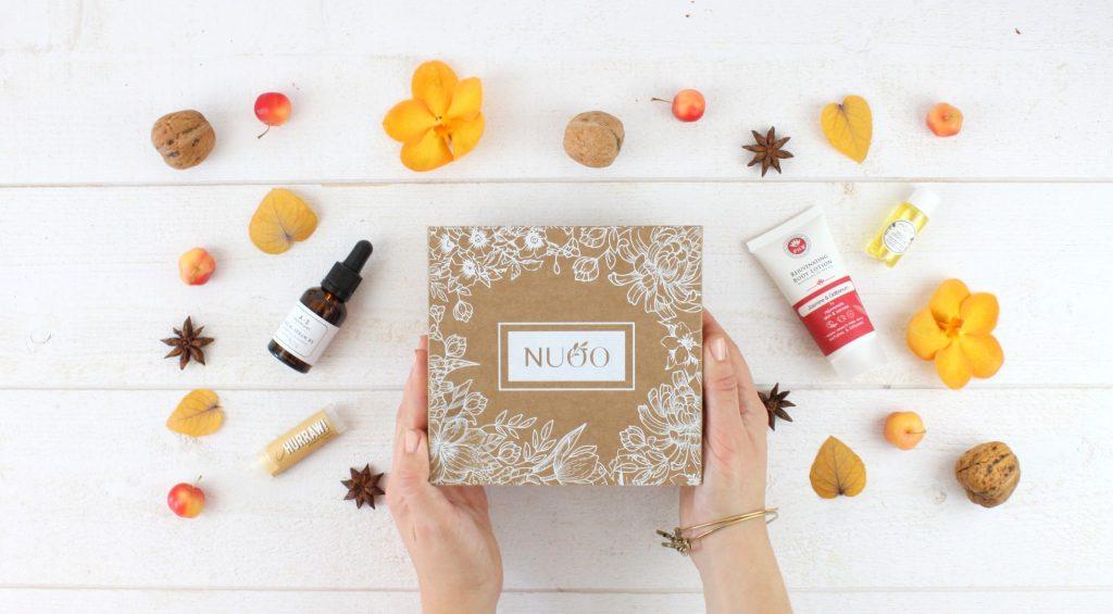 Nuoo la box beaut et cosm tiques naturels bio ou vegan - Meilleures box beaute ...