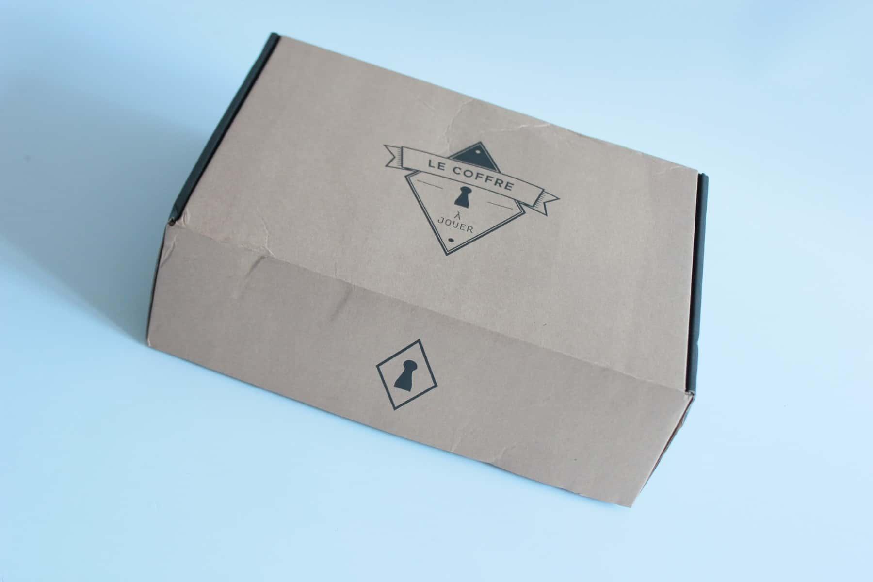 le coffre jouer de janvier 2016 toutes les box. Black Bedroom Furniture Sets. Home Design Ideas
