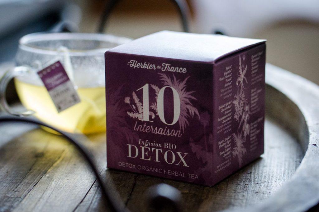 La Bonne Box de janvier 2016   Infusion bio detox