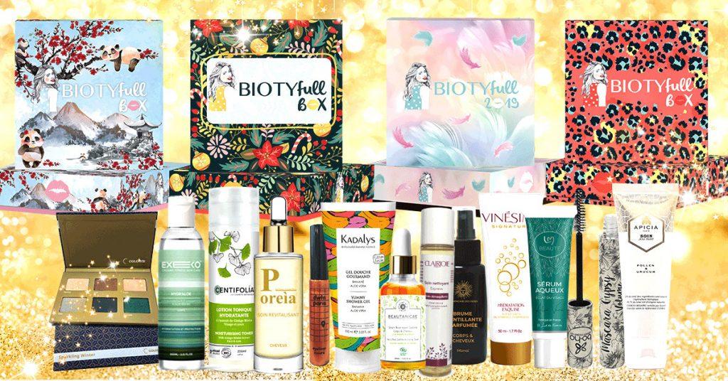 La Biotyful Box : une Box qu'on peut recevoir gratuitement