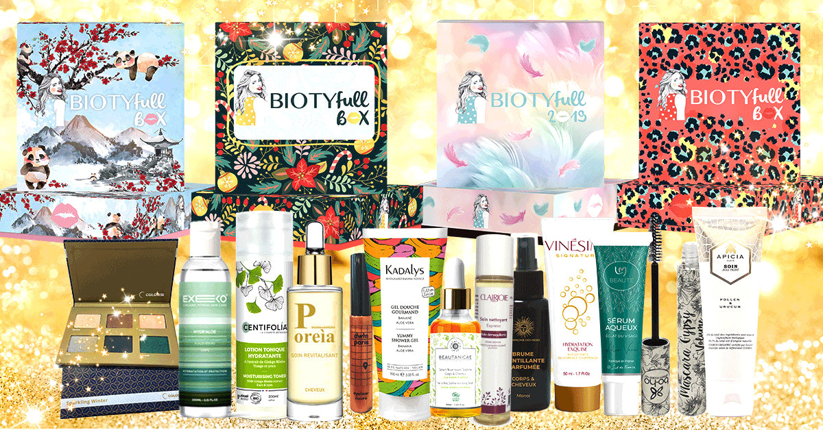 La Biotyfull Box : une belle beauty box