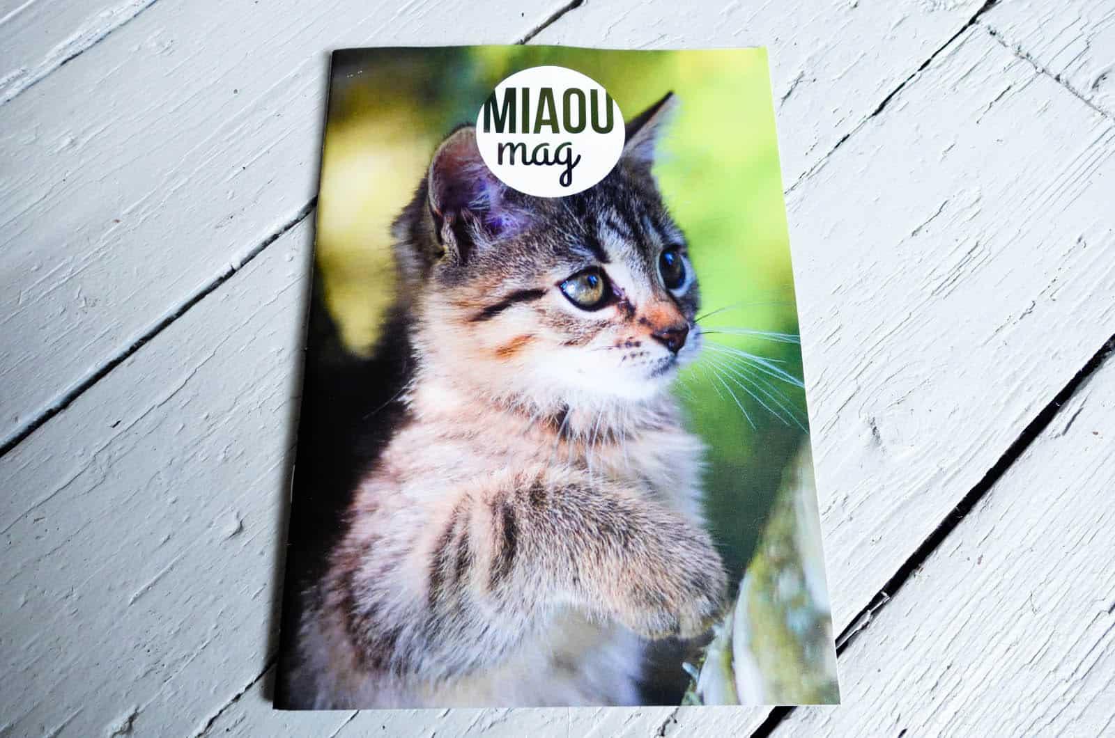 Miaoubox avril 2016 toutes les box - Herbe a chat seche ...