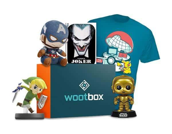 Box pour les Geek