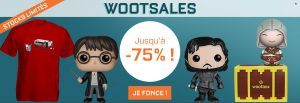 Wootbox soldes