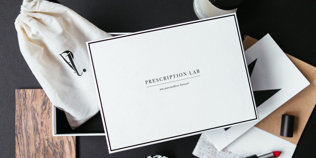 Exemple de Box Prescription Lab