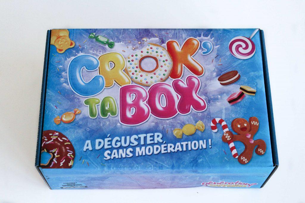 Crok' Ta Box Octobre 2016