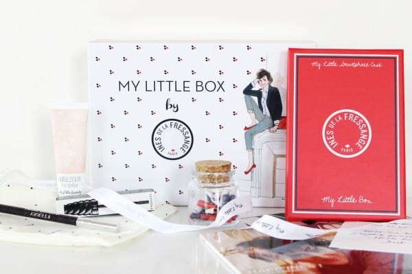 La collaboration de My Little Box avec Ines de la Fressange