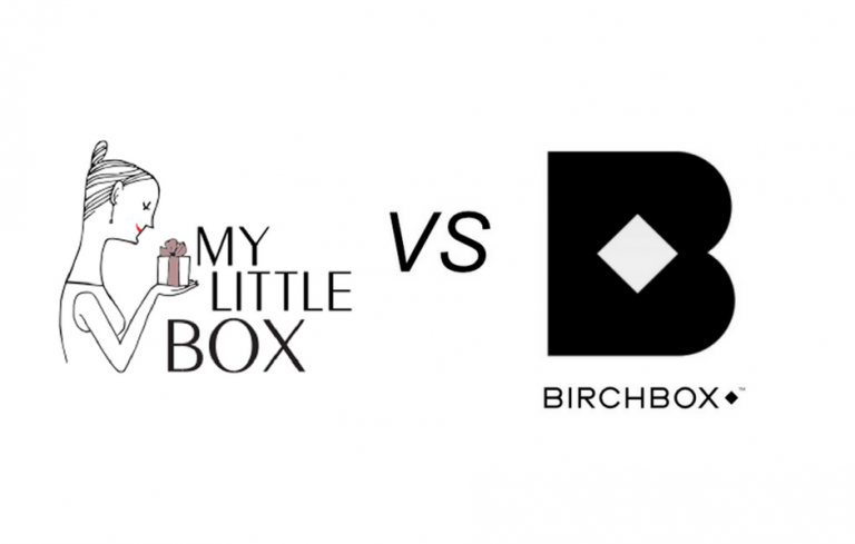 birchbox vs my little box bien choisir sa box beaut toutes les box. Black Bedroom Furniture Sets. Home Design Ideas