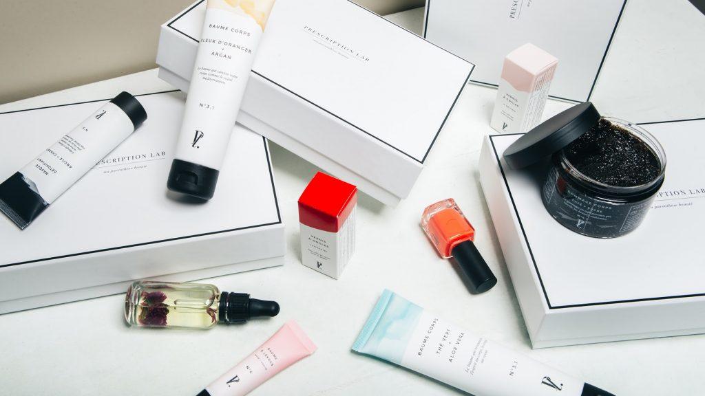 Prescription Lab : La Box beauté haut de gamme