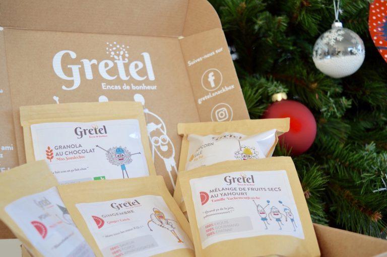 By toutes les box : Gretel Box – Décembre 2016 Gretel