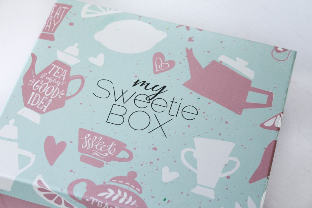 MY SWEETIE BOX NOVEMBRE 2016