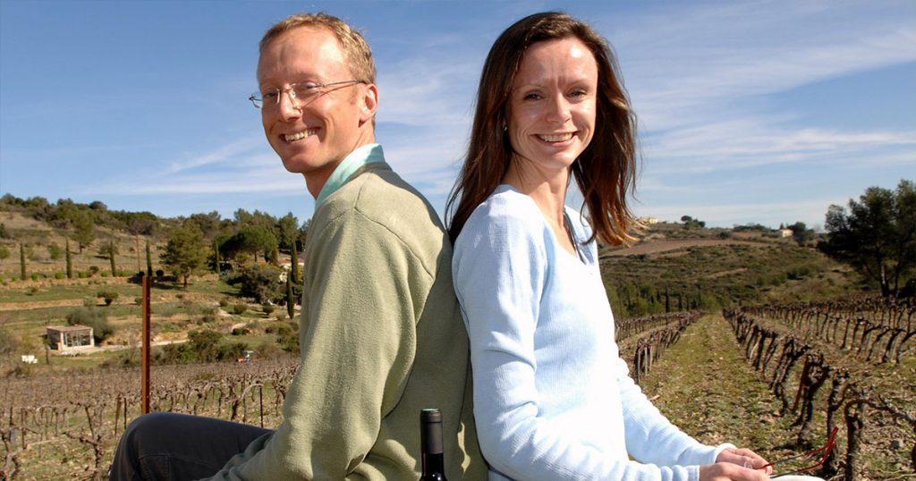 Liz et Robin Williamson