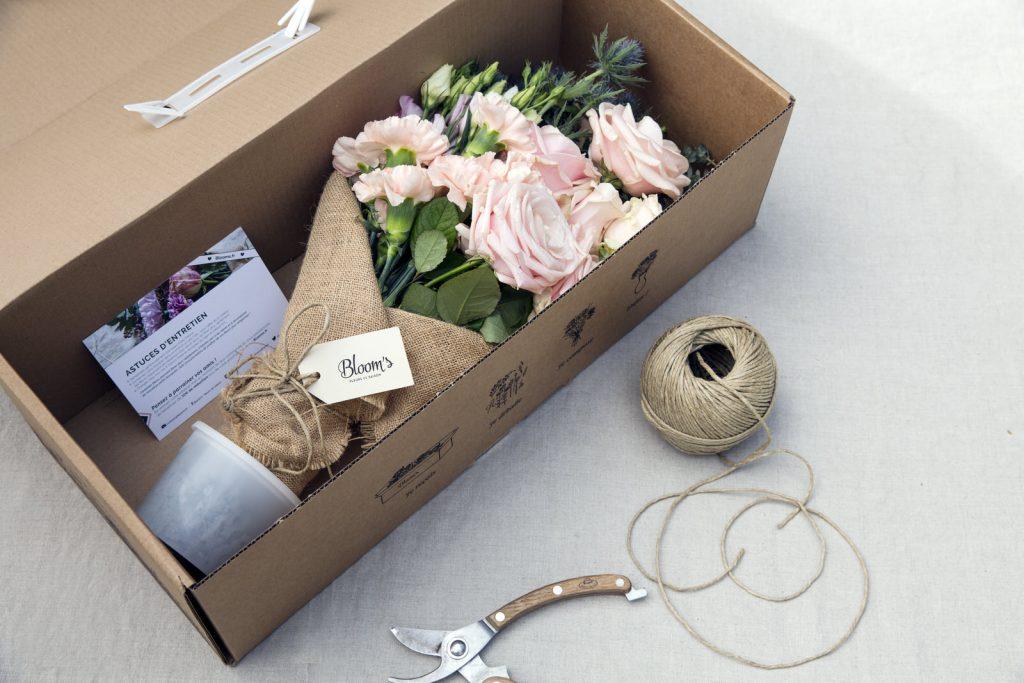 Recevoir des fleurs tous les mois