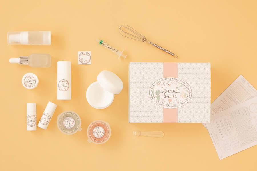 Box formule beauté : box beauté pour fabriquer soi-même ses cosmétiques naturels
