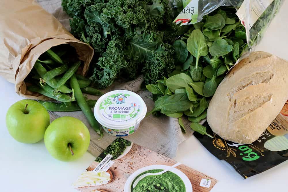 livraison de repas : une recette d'Illico Fresco