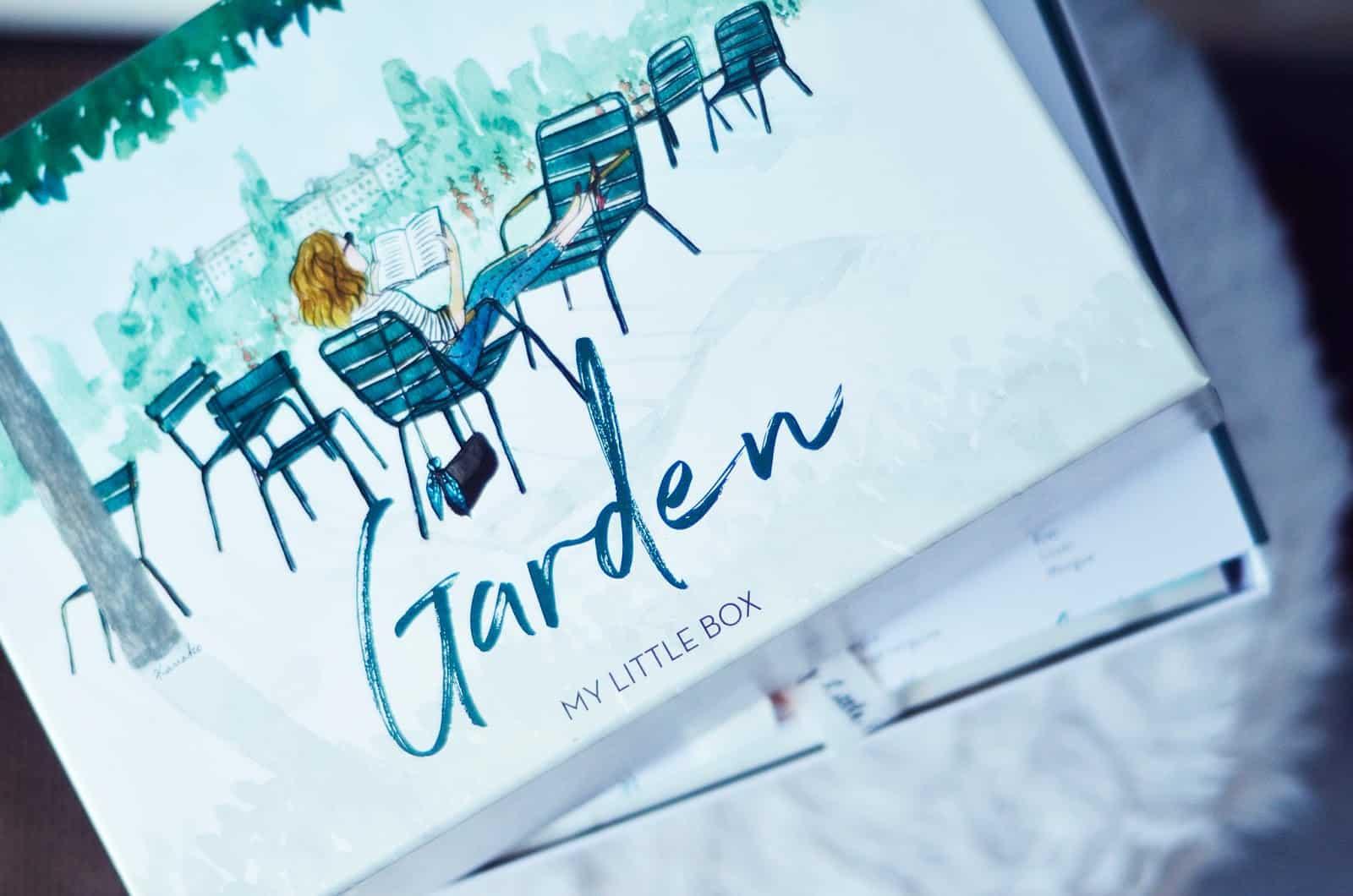 My little box un jardin en avril toutes les box - My little jardin ...
