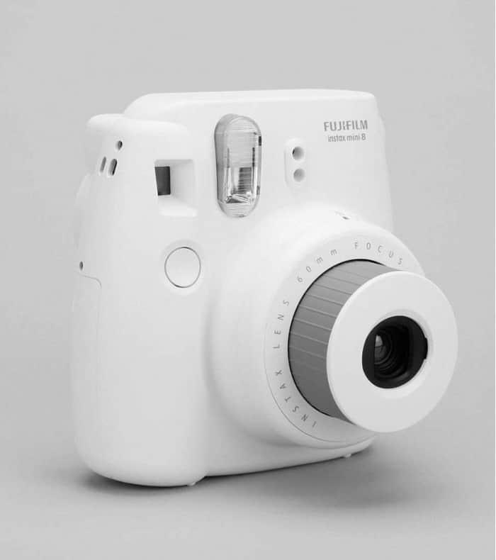Un appareil photo pour des mini-photos instantanées comme Polaroid