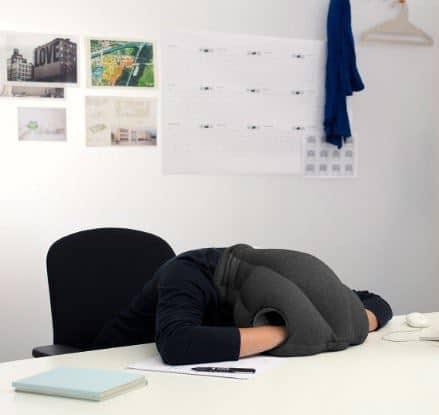 Coussin pour dormir partout