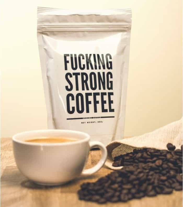 Café très fort