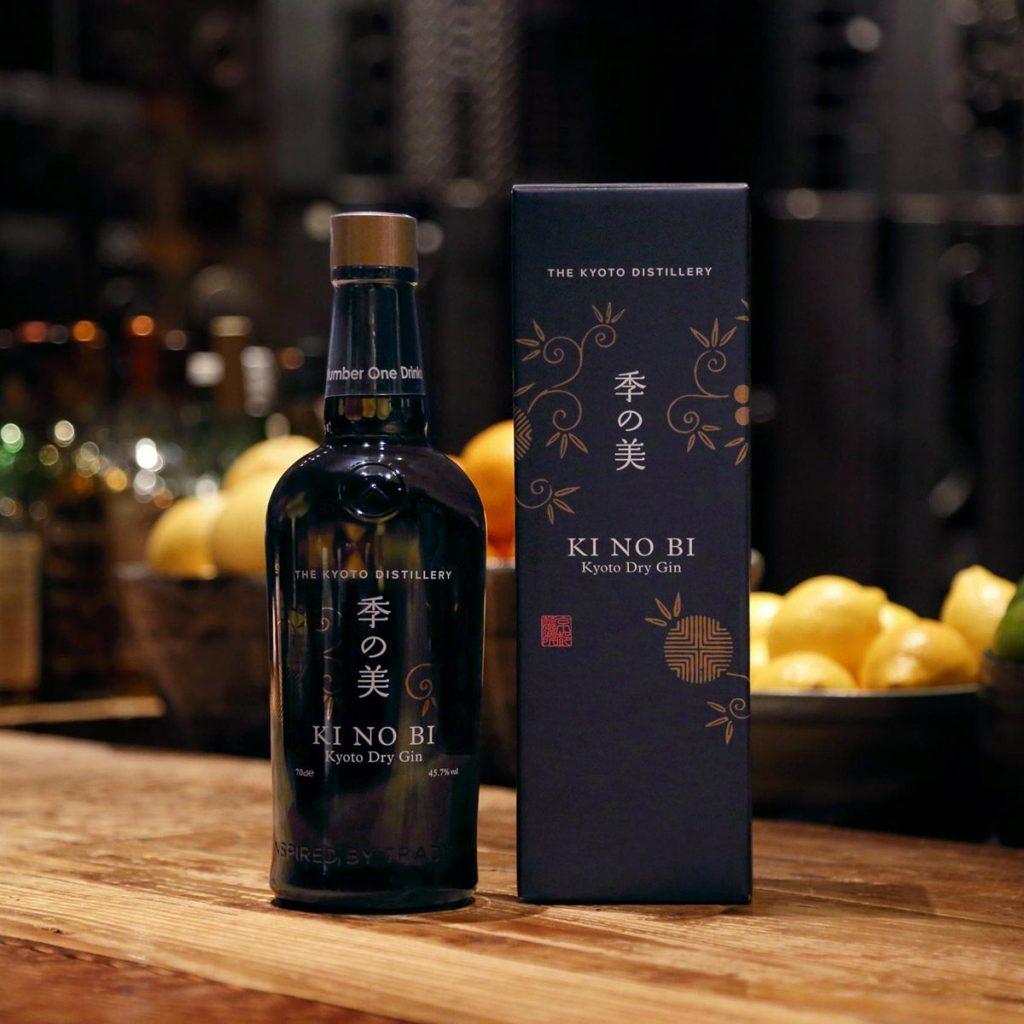 Le Gin Japonais à offrir