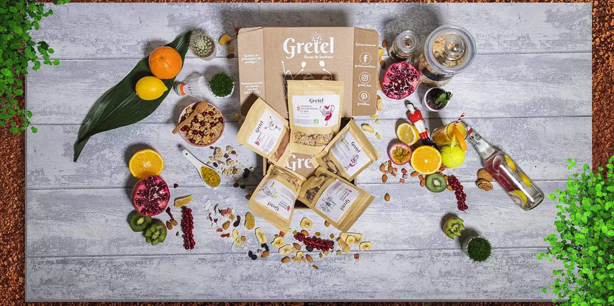 Gretel Box de Snacks