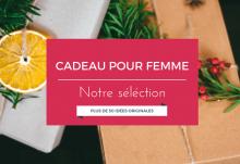 Guide idées cadeaux femmes