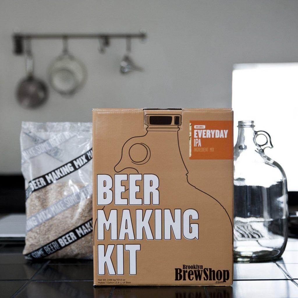 Un kit pour faire sa bière soi-même et épater ses amis