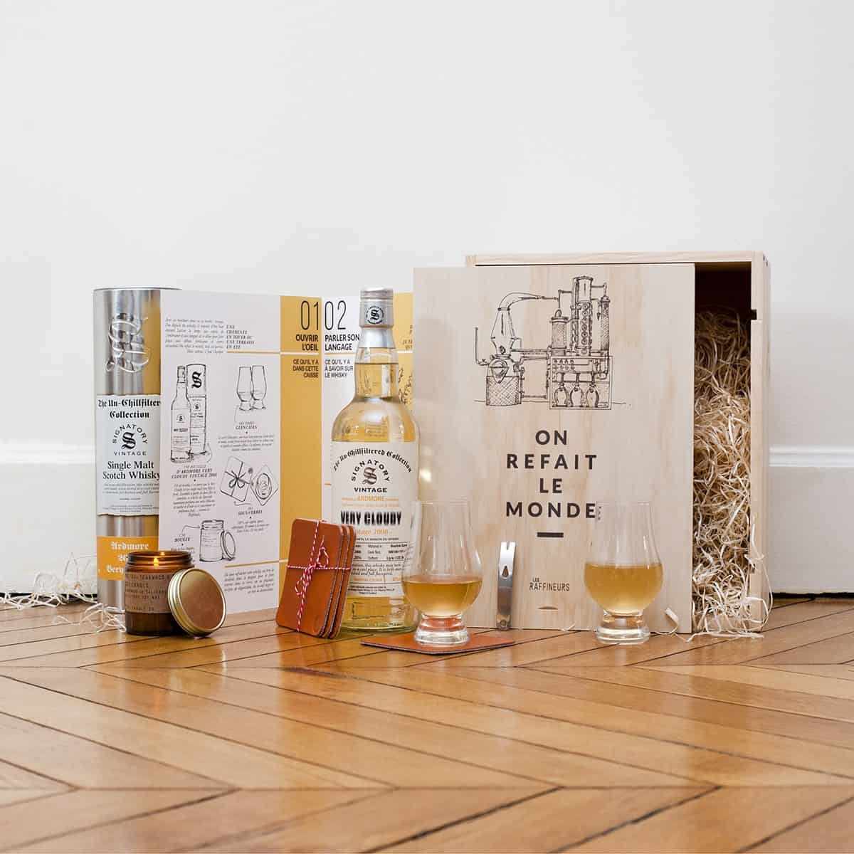 idees cadeaux whisky