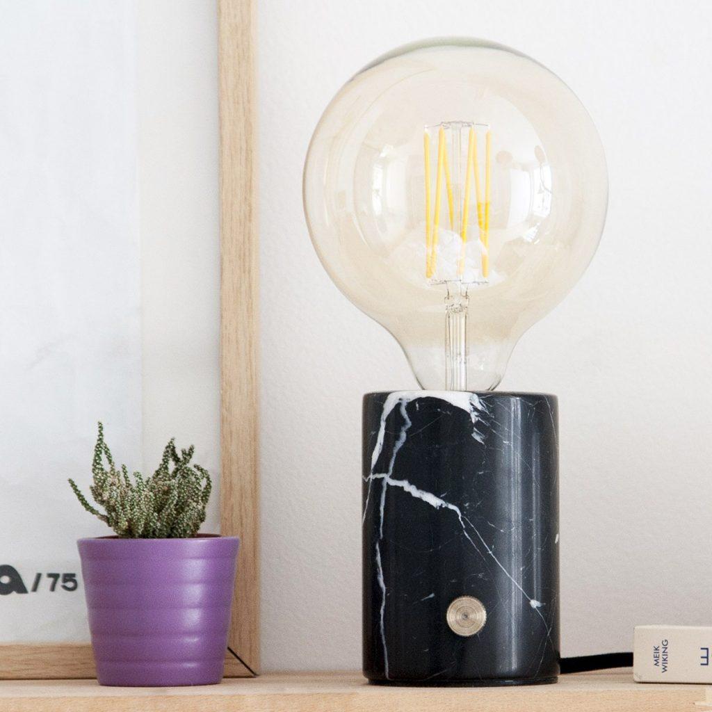 cadeau design : Une lampe chic