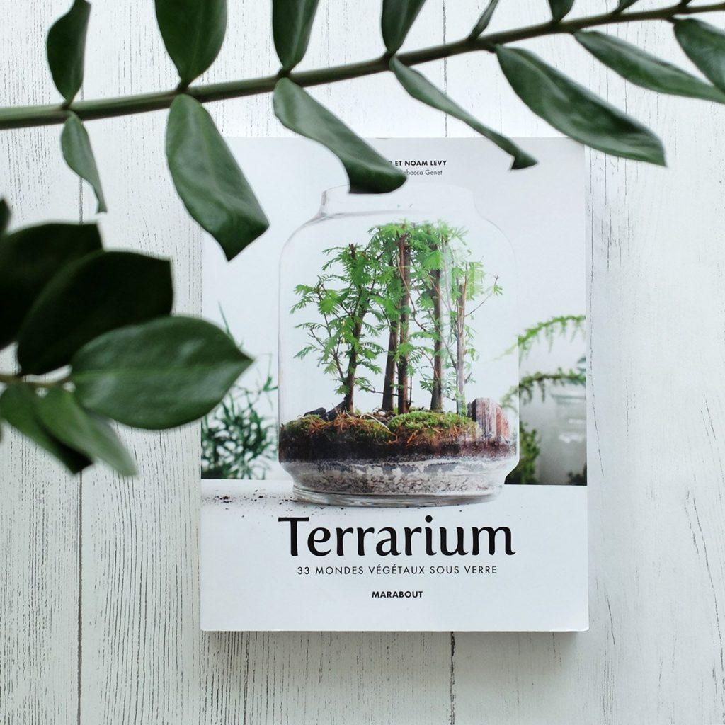 Un livre sur comment réaliser des Terarium