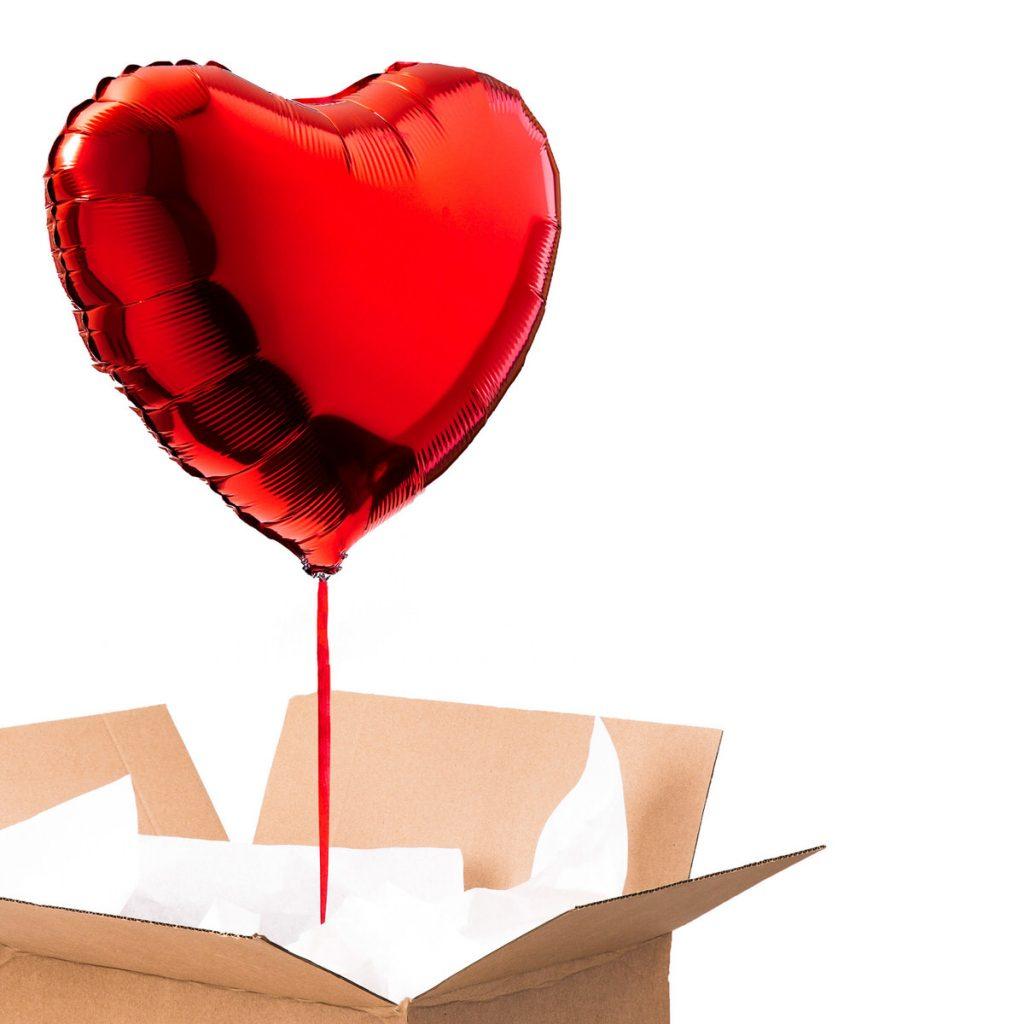 cadeau sentimental amour femme