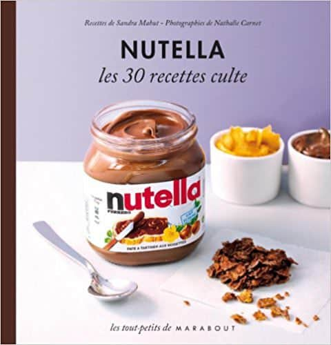 Guide de cuisine Nutella