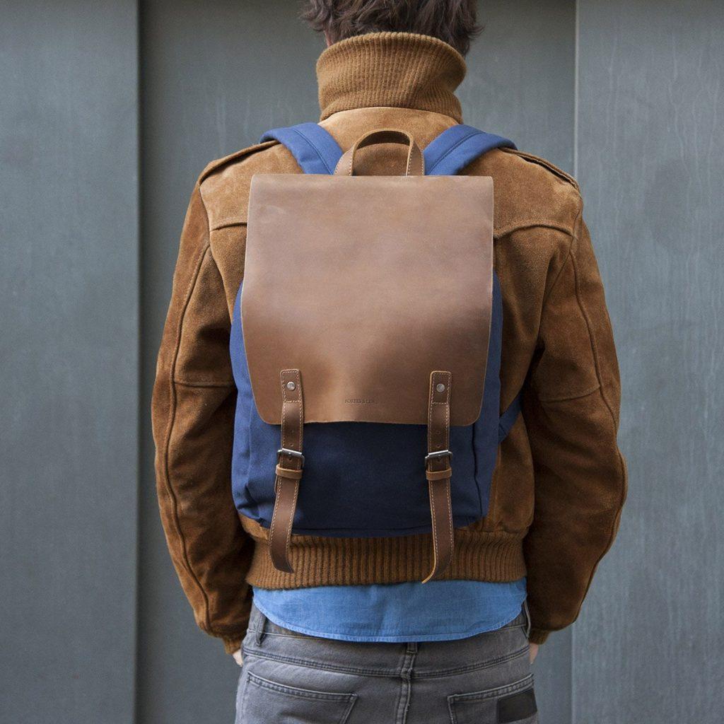 Un joli sac à dis pour un garçon