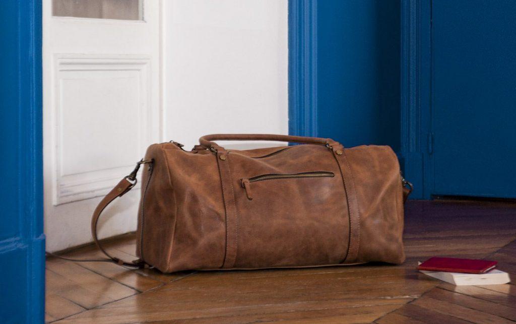 Le sac de Week-end : La bonne idée cadeau pour les hommes qui voyagent