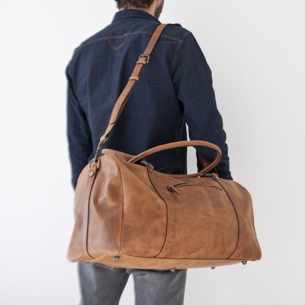 Le sac Week-end : Un luxueux cadeau