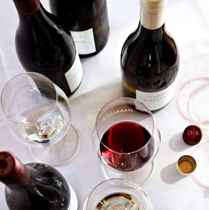 Une soirée pour déguster du vin