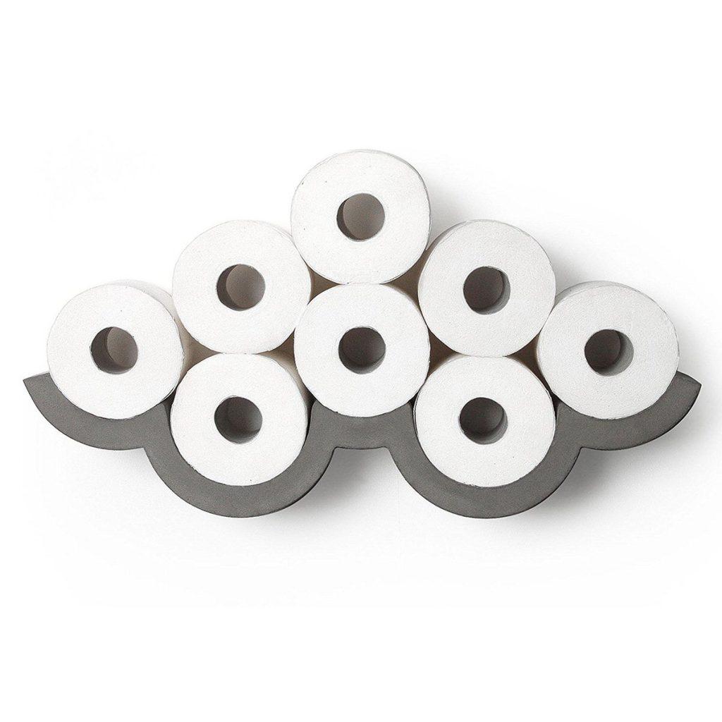 Nuage papier toilette