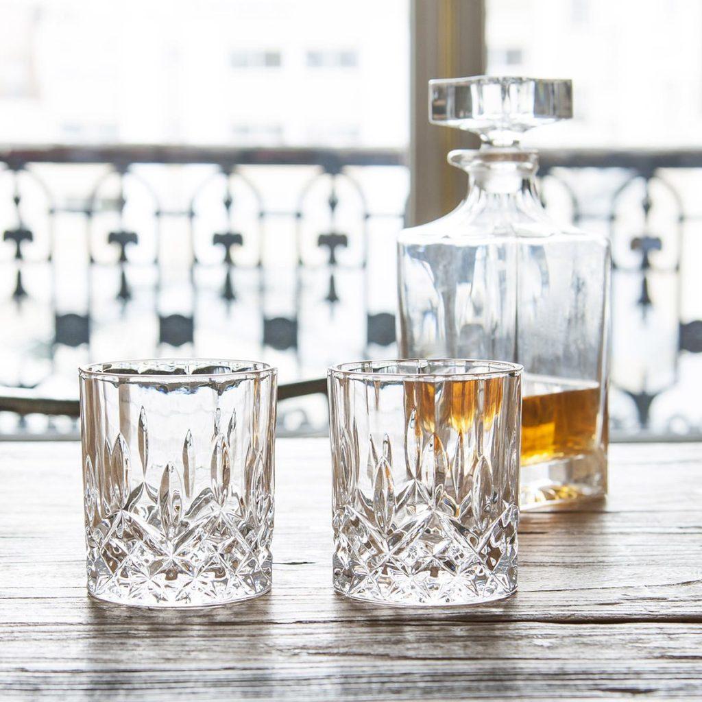 Des verres pour boire comme un gentleman