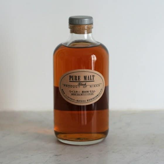 Un whisky japonais pour les palais confirmés