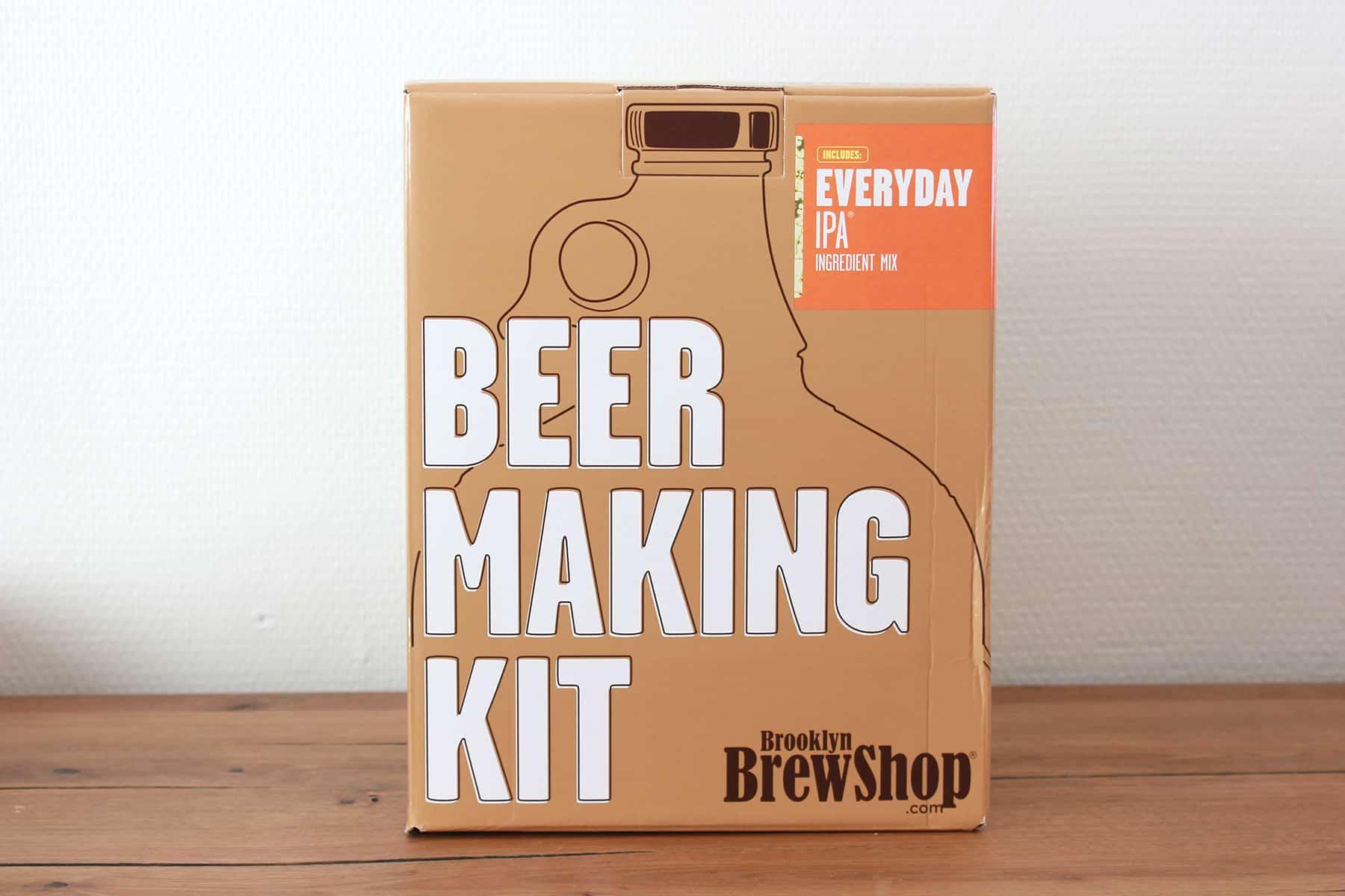 Le kit de fabrication de bi re pour brasser sa bi re soit m me for Alcool maison fabrication