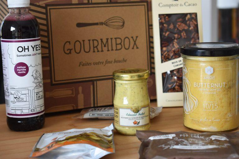 Gourmibox-accueil