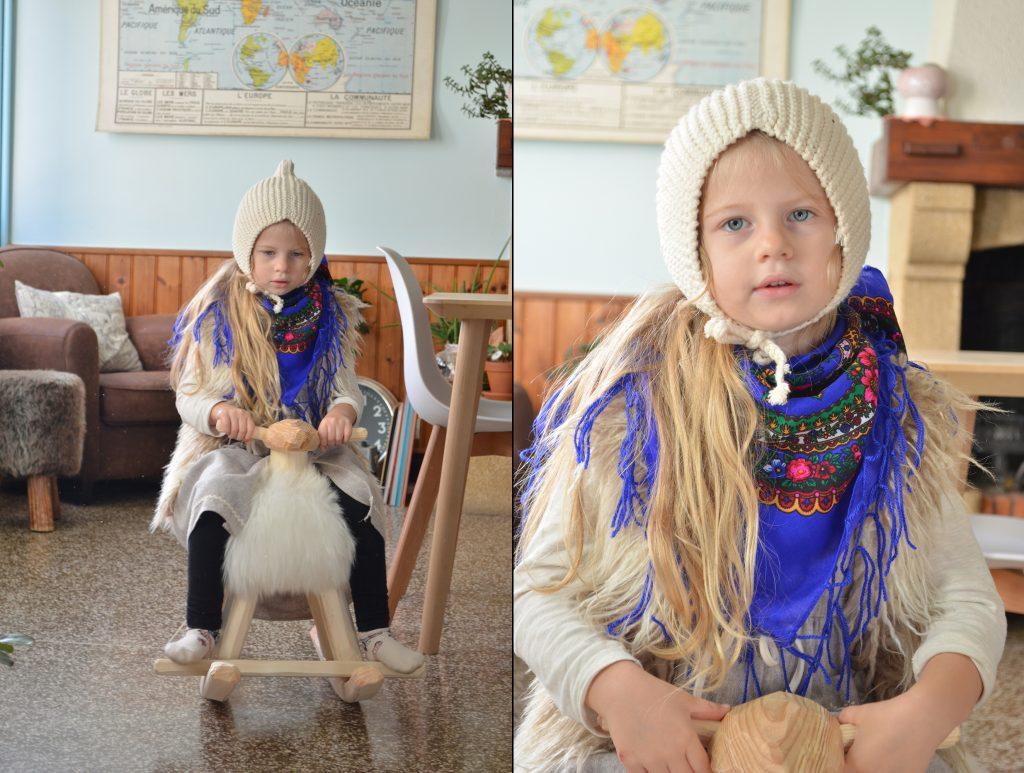duo foulards folk