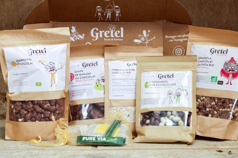 Gretel Box Choco Boost d'octobre 2017 Toutes les Box