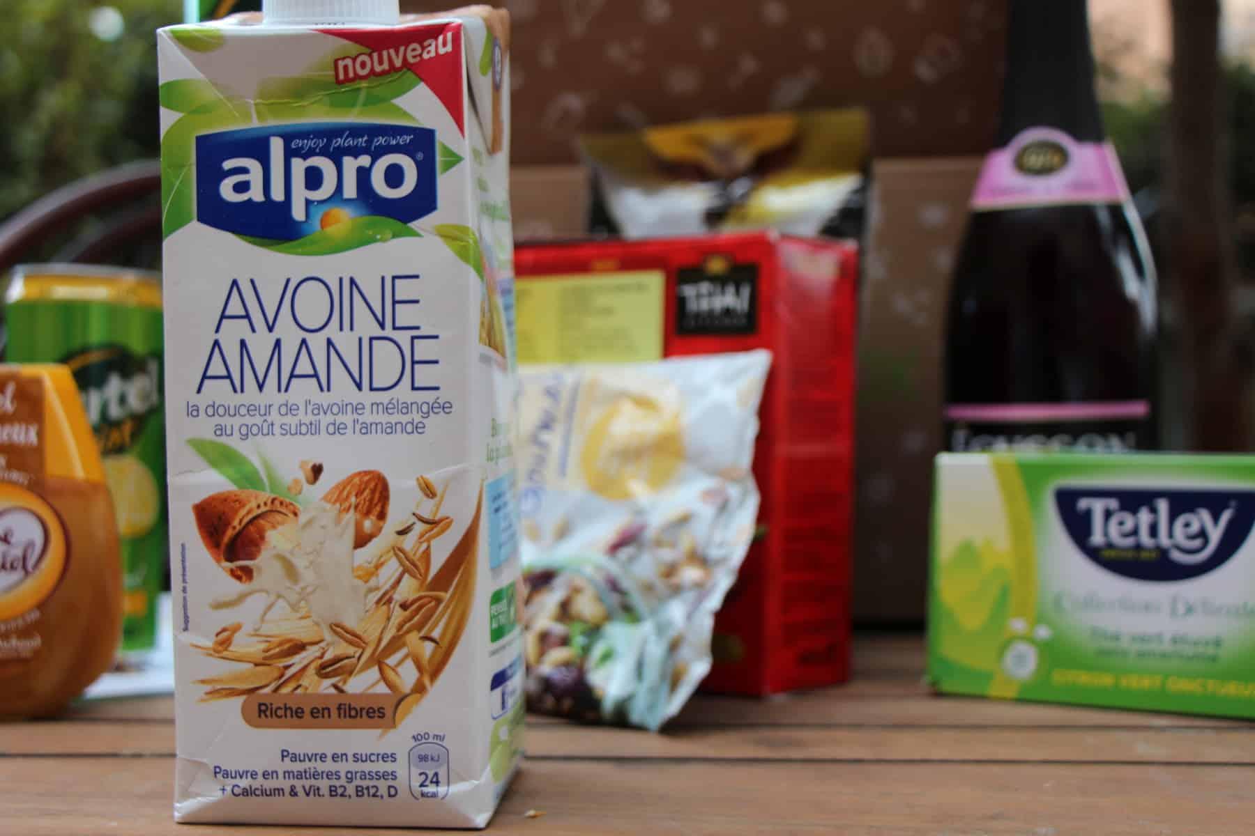 lait amande alpro